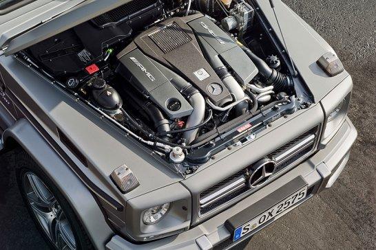 Mercedes-Benz G 63 AMG: Erste Bilder des neuen Offroad-Sprinters