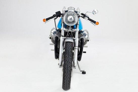 Moto Guzzi Cafe Racer: Kaffeemaschine Nummer 5