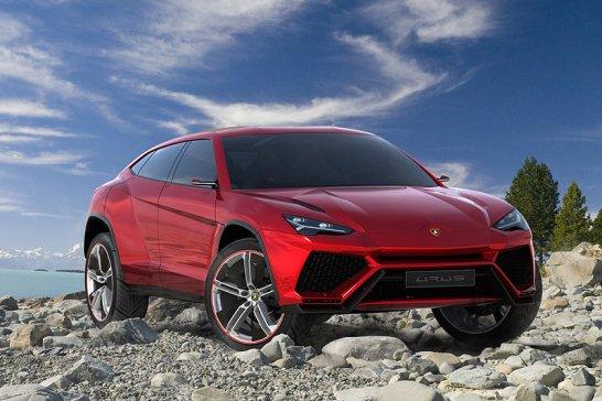 Lamborghini Urus: The bull goes off-road