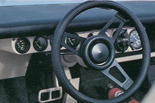 Classic Concepts: 1977 Lamborghini Cheetah