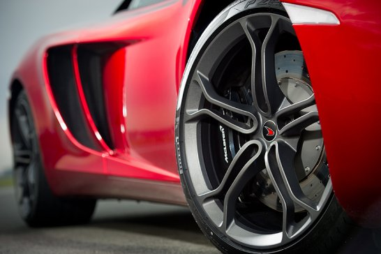 McLaren MP4-12C Review and Video: On road and (Top Gear) track