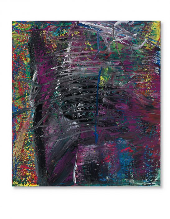 Christie's Post-War and Contemporary Art Sale