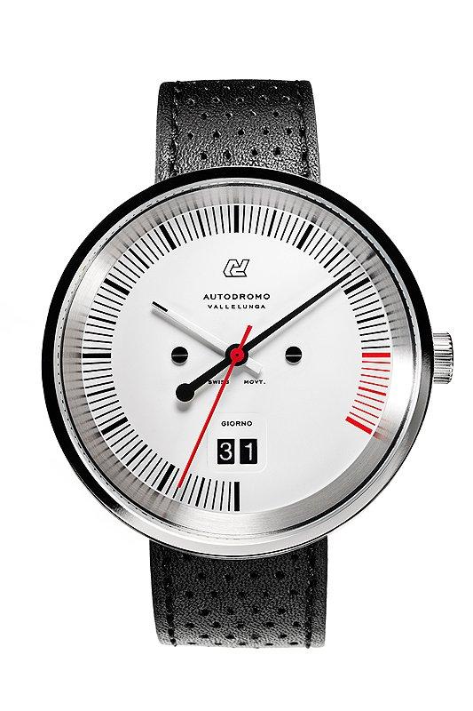 The 'Vallelunga' Watch by Autodromo