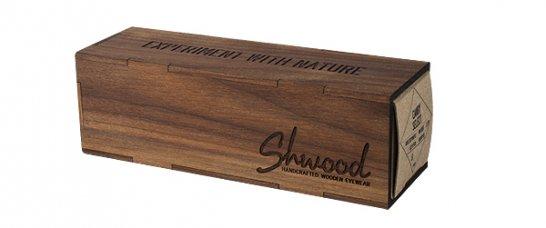 Shwood Haystack: Brett vorm Kopf