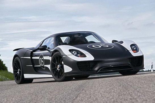 Porsche 918: Final testing begins, power now 770HP
