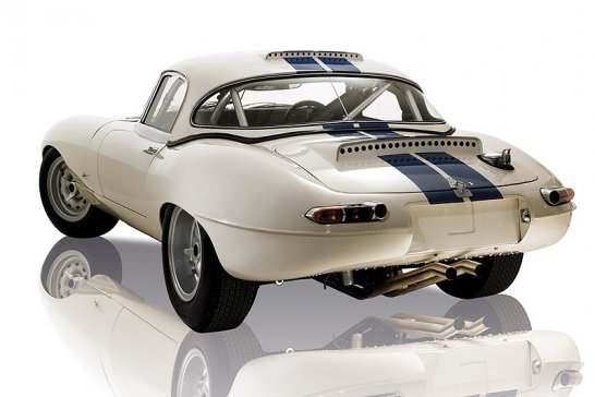 Editor's Choice: Jaguar E-type SI 3.8-litre Competition Roadster