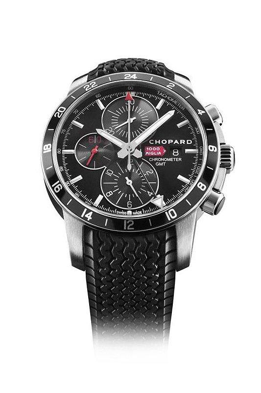 Mille Miglia GMT Chrono 2012: Eine Uhr für 1.000 Meilen