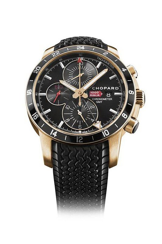 Mille Miglia Chrono GMT 2012: One watch for 1000 miles