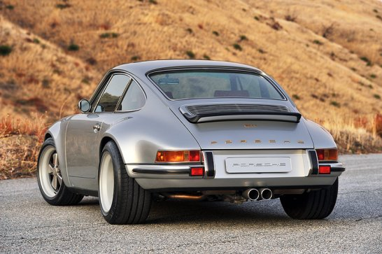 Porsche 911 re-imagined by Singer: Car number 4