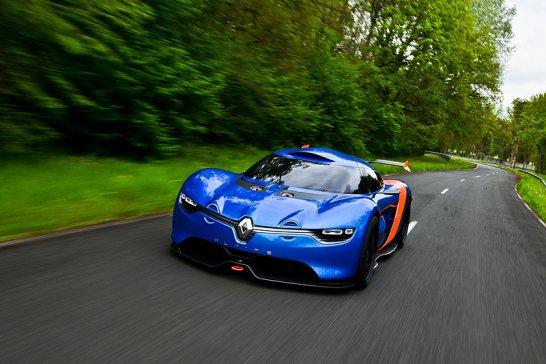 Renault Alpine A 110-50: Neuauflage einer Legende
