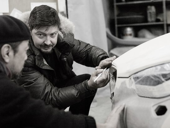 Villa d'Este 2012: The BMW Zagato Coupé