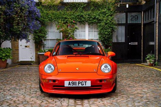 Editor's Choice: Porsche 911 GT2 Club Sport