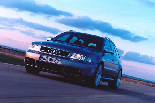 Investment-Tipp: Audi RS4