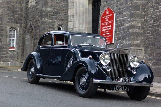 Rolls-Royce Phantom III: His masters choice!