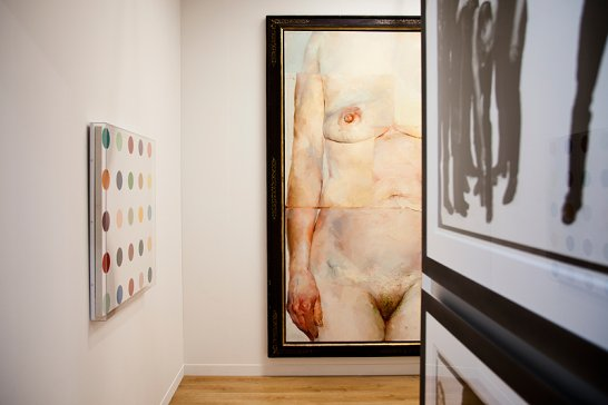 Art Basel 2012: 'Someone is getting rich'