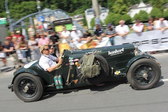 Gaisbergrennen 2012 mit Hanhart als neuem Sponsor: Rückblick