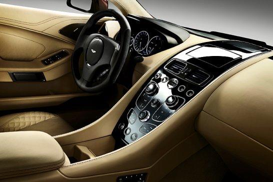 Aston Martin AM 310 Vanquish: Fortschritt mit Tradition