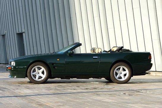 Classic Driver Marketplace Essentials: Aston Legends