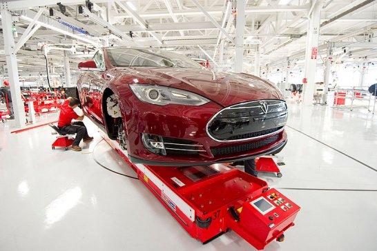 """Tesla Model S: """"Das beste Auto der Welt"""""""