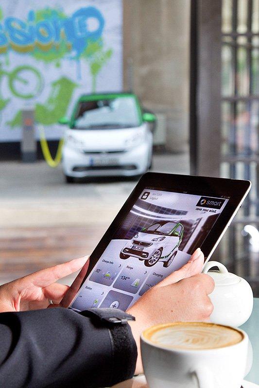 Smart Brabus Electric Drive: Hochspannung aus Bottrop