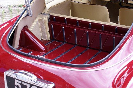 1956 Aston Martin DB2/4 Mk II: Visit to the Meilenwerk Hamburg
