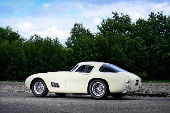 All About Speed: Super-rare Ferrari driven