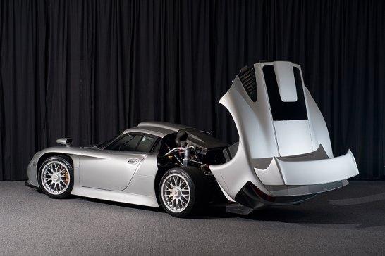 Porsche 911 GT1 'Street Version'
