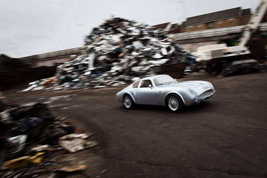 Aston Martin DB4 GT Zagato by Eventa: Look-a-like