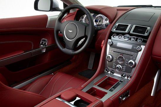 The Aston Martin DB9, 2013-style