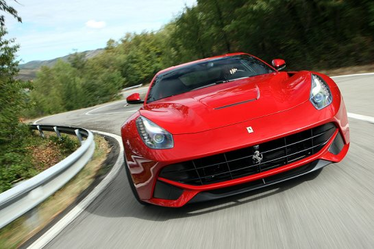 Ferrari F12berlinetta: 12 out of 10