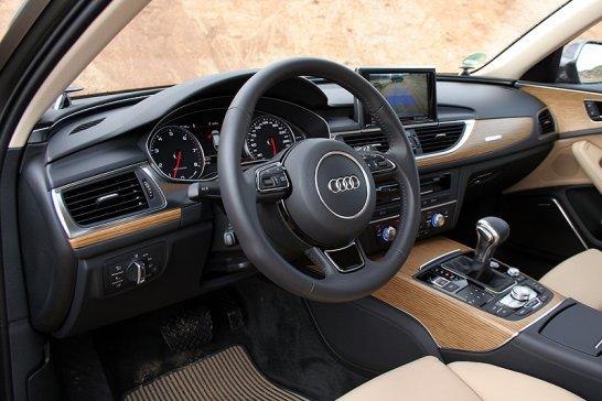 Audi A6 Allroad: Treffen der Generationen