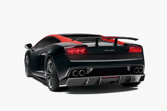 Lamborghini Gallardo LP 560-4: Last tango in Paris?