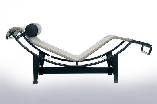Le Corbusier LC4 Chaise Longue: The Rest Machine
