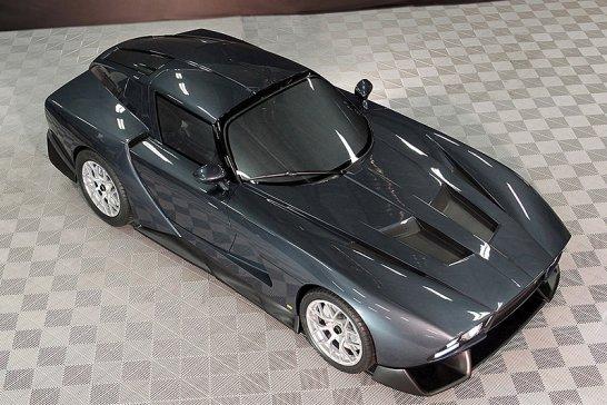 VDS Racing Adventures GT: Belgisches Supercar mit Maserati-V8