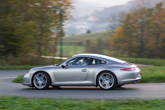 Porsche 911 Carrera 4: Herbstmeister