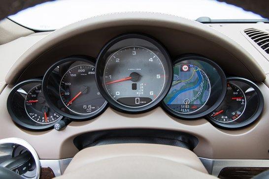Porsche Cayenne S Diesel: Stürmische Zeiten