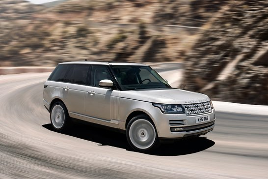 Mighty Atlas: The all-new Range Rover launches in Morocco