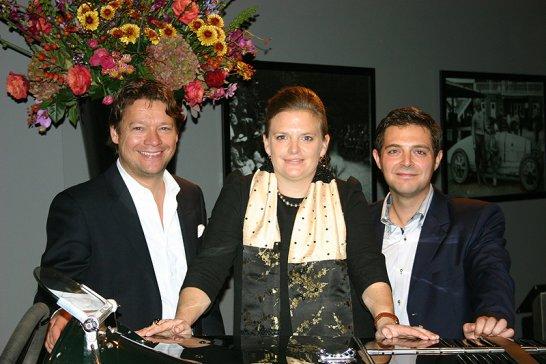Movendi eröffnet Private-Showroom in Belgien