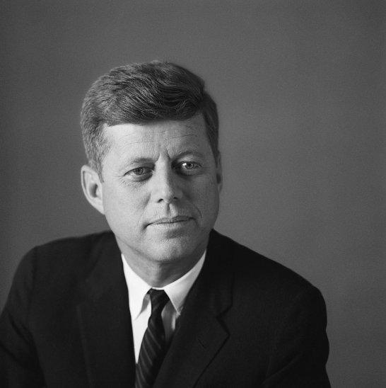 Presidential Style: The JFK Factor