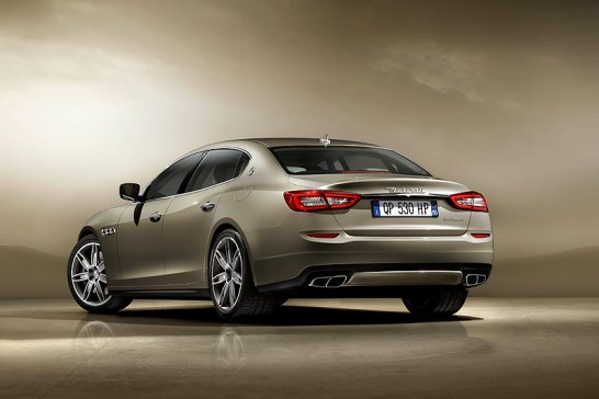 The New Maserati Quattroporte: One down, 49,999 to go