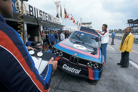 Magnificent M: BMW Motorsport takes off