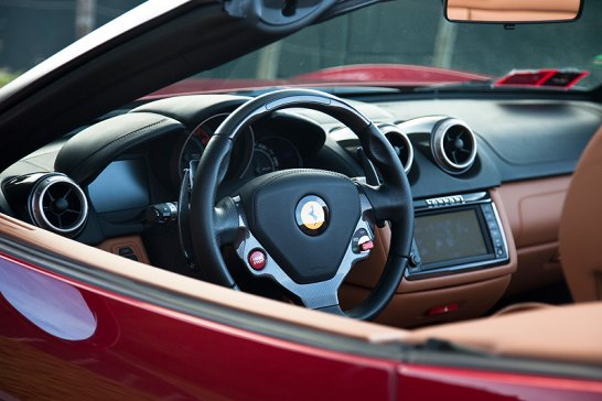 Ferrari California 30: Less is more