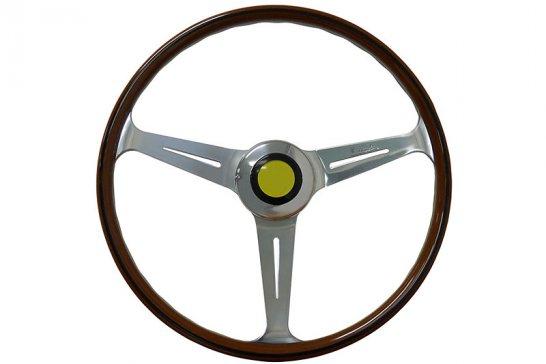 Steering Wheels by Nardi: Fingertip control