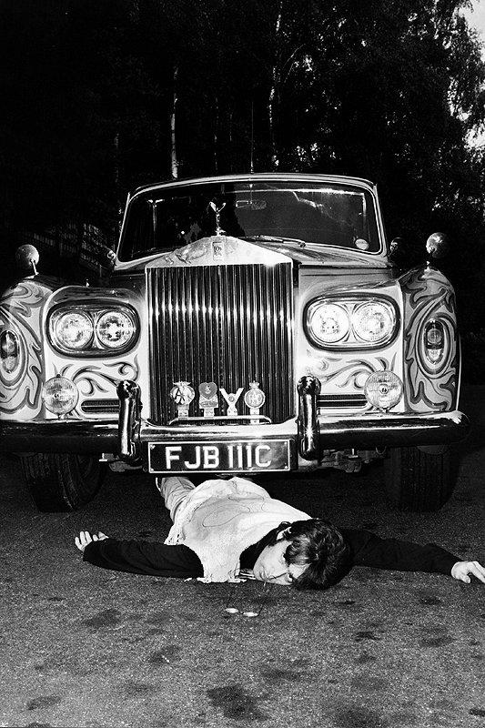 Beatles Vs Stones The Car Clash Classic Driver Magazine