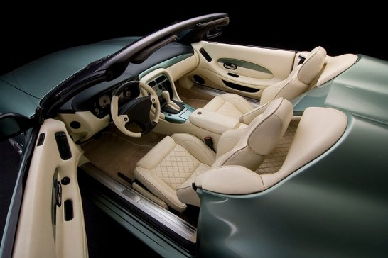 Aston Martin DB AR1 LA Motor Show Car: No. 1 for California SR1
