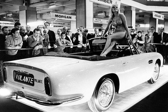 Heißes auf dem Blech: 50 Jahre F-Faktor auf Automessen