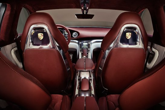 Porsche Panamera Sport Turismo Concept: A 'peaceful co-existence'
