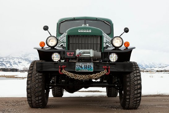 Legacy Power Wagon: For Big Boys