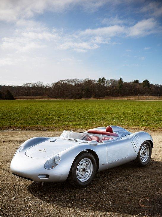 Porsche RSK: Der lange Weg nach Le Mans