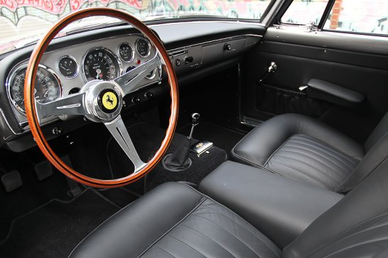 Ferrari 250 GT Coupé Speciale: One-Off